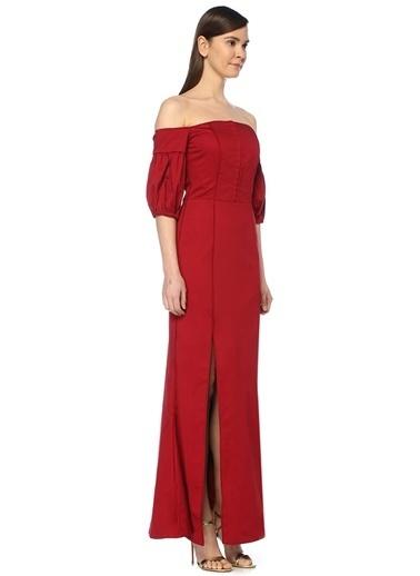 Cameo Elbise Kırmızı